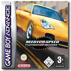 Need For Speed: Porsche Unleashed per Game Boy Advance