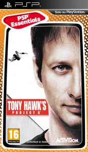 Tony Hawk's Project 8 per PlayStation Portable