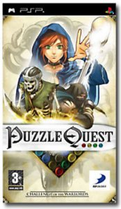 Puzzle Quest: Challenge of the Warlords per PlayStation Portable