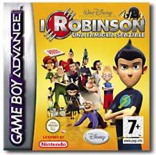 I Robinson: Una Famiglia Spaziale per Game Boy Advance