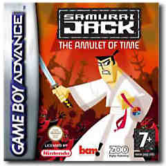 Samurai Jack: The Amulet of Time per Game Boy Advance