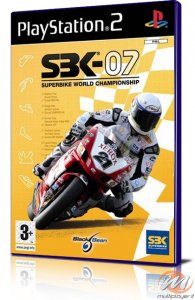 SBK'07: Superbike World Championship per PlayStation 2