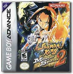 Shaman King: Master of Spirits 2 per Game Boy Advance