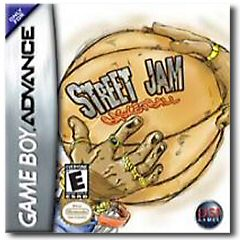 Street Jam Basketball per Game Boy Advance