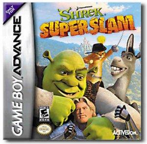 Shrek SuperSlam per Game Boy Advance