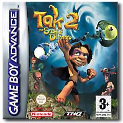 Tak 2: Lo Scettro dei Sogni (Tak 2: The Staff of Dreams) per Game Boy Advance