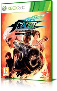 The King of Fighters XIII per Xbox 360