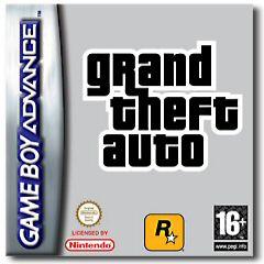 Grand Theft Auto Advance per Game Boy Advance