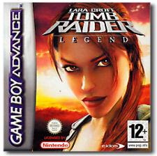 Tomb Raider: Legend per Game Boy Advance