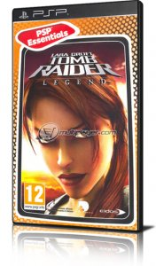 Tomb Raider: Legend per PlayStation Portable