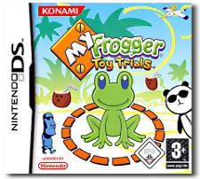 My Frogger Toy Trials per Nintendo DS