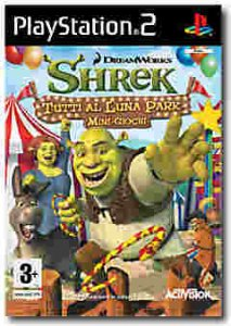 Shrek Tutti al Luna Park per PlayStation 2