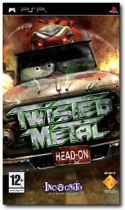 Twisted Metal: Head-On per PlayStation Portable