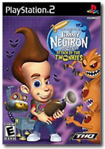 Jimmy Neutron Attack of the Twonkies per PlayStation 2