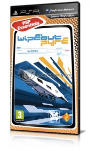 Wipeout Pure per PlayStation Portable