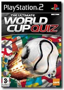 The Ultimate World Cup Quiz (Il grande Quiz sulla Coppa del Mondo) per PlayStation 2