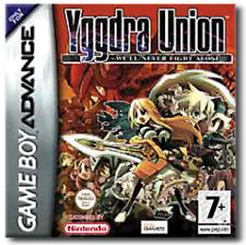 Yggdra Union: We'll Never Fight Alone per Game Boy Advance