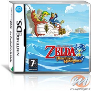 The Legend of Zelda: Phantom Hourglass per Nintendo DS
