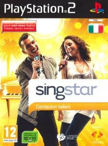 Singstar Cantautori Italiani per PlayStation 3