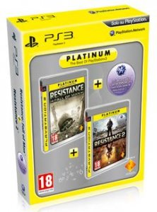 Resistance Dual Pack per PlayStation 3