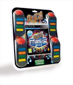 Buzz!: The Ultimate Music Quiz per PlayStation 3