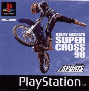 Jeremy McGrath Supercross '98 per PlayStation