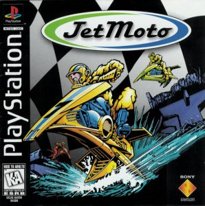 Jet Moto per PlayStation