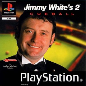 Jimmy White's Cue Ball 2 per PlayStation