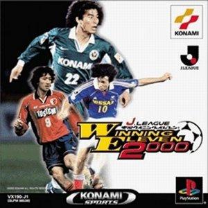 J-League Jikkyou Winning Eleven 2000 per PlayStation