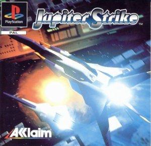 Jupiter Strike per PlayStation