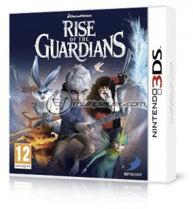 Rise of the Guardians: Le 5 Leggende - Il Videogioco per Nintendo 3DS