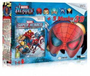 Marvel Super Heroes: Grandmaster's Challenge per Nintendo Wii