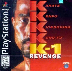 K-1 Revenge per PlayStation