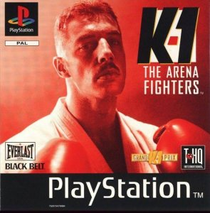K-1 The Arena Fighters per PlayStation