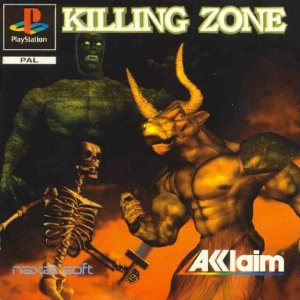 Killing Zone per PlayStation