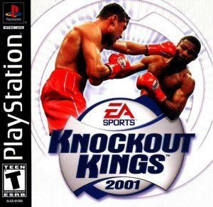 Knockout Kings 2001 per PlayStation