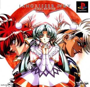 Langrisser IV & V Final Edition per PlayStation