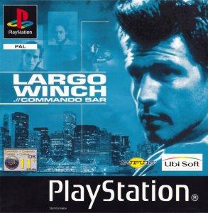 Largo Winch .//Commando Sar per PlayStation