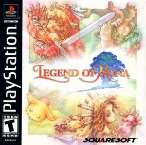 Legend of Mana per PlayStation