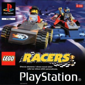 LEGO Racers per PlayStation
