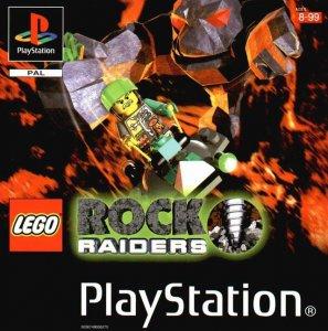 LEGO Rock Raiders per PlayStation