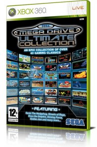 Sega Mega Drive Ultimate Collection per Xbox 360