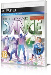 Get Up and Dance  per PlayStation 3