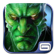 Heroes of Order & Chaos per iPhone