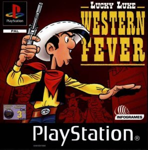 Lucky Luke: Western Fever per PlayStation