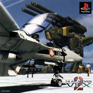 Macross VF-X 2 per PlayStation