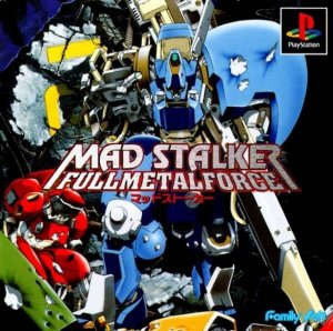Mad Stalker: Full Metal Force per PlayStation