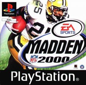 Madden NFL 2000 per PlayStation
