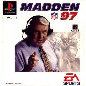 Madden NFL 97 per PlayStation
