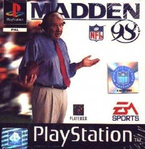Madden NFL 98 per PlayStation